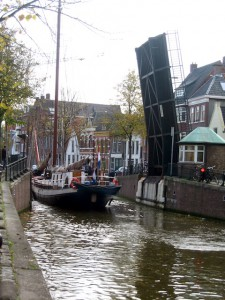 Groningen Klappbruecke