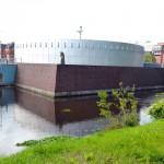 Groninger Museum rechter Teil Groningen 2015 09 14 Foto Elke Backert