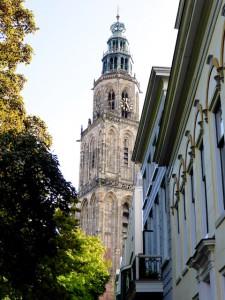Martinikirchturm Groningen 2015 09 14 Foto Elke Backert