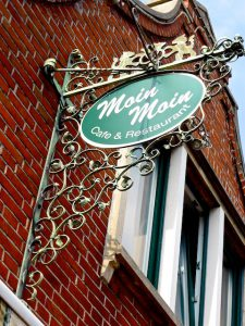 Moin Moin Cafe-Restaurant Greetsiel